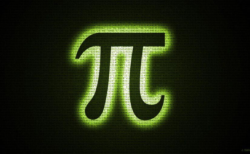 Tajemnicza liczba π